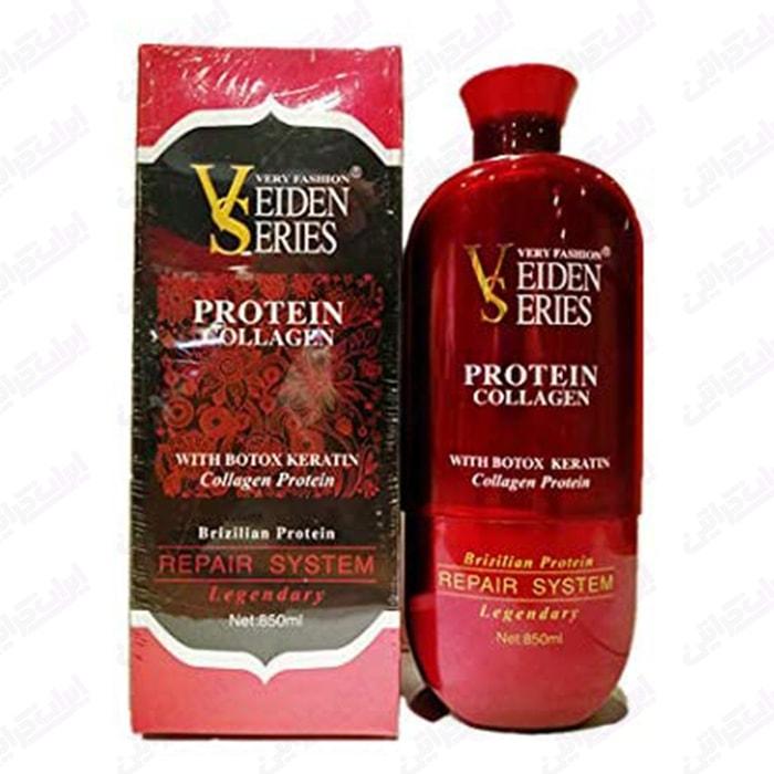 پروتئین مو برزیلی ویدن سریس