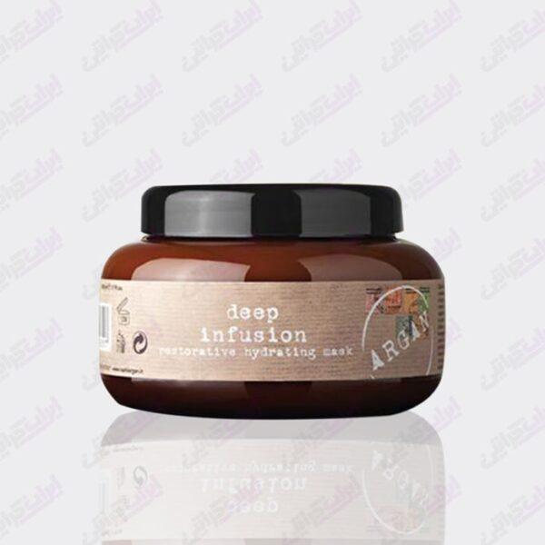 ماسک اینفیوژن مرطوب کننده ناشی