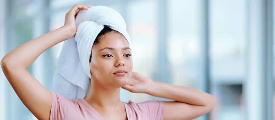 خشک کردن مو