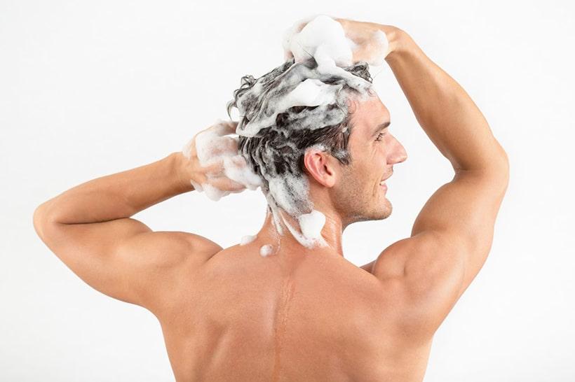شستشوی مو
