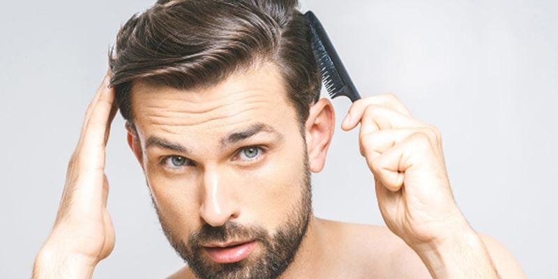 شستشوی صحیح مو